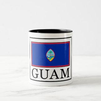 Guam Två-Tonad Mugg
