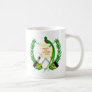 Guatemala COA Kaffemugg