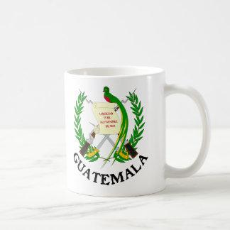 GUATEMALA - emblem/flagga/vapensköld/symbol Kaffemugg