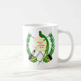 guatemala emblem kaffemugg