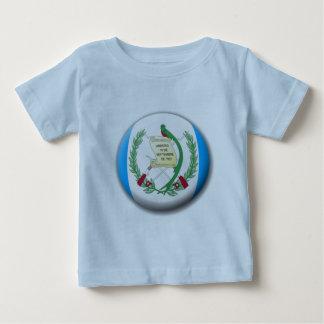 guatemala flagga tee shirt