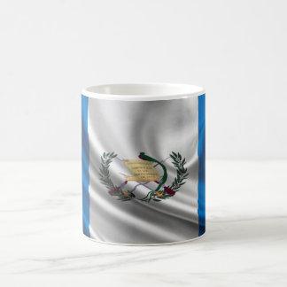 Guatemala flaggatyg kaffemugg