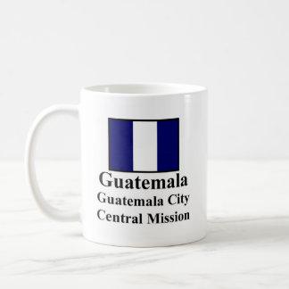 Guatemala Guatemala City centralbeskickning Kaffemugg