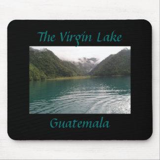 Guatemala jungfrulig sjö musmatta