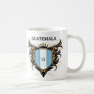 Guatemala [personifiera], kaffemugg