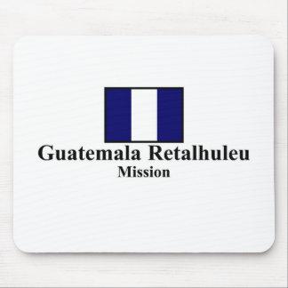 Guatemala Retalhuleu LDS beskickningT-tröja Musmatta