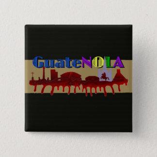 GUATEnola knäppas Standard Kanpp Fyrkantig 5.1 Cm