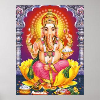 Gud Ganesha Poster
