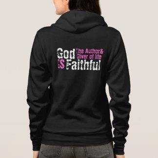 Guden är den trogna berömhoodien t-shirt