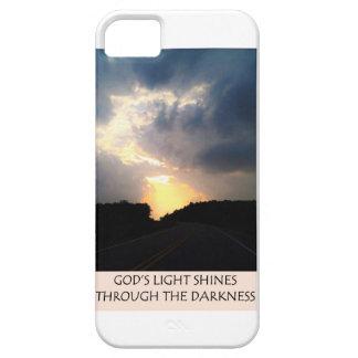 Guden tänder iphone case iPhone 5 skydd