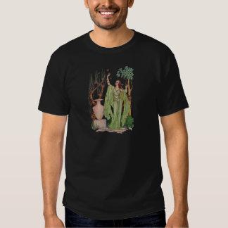 Gudinna av vårmörkT-tröja T Shirt