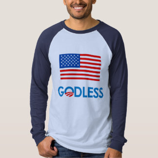 GUDLÖSA Anti-Obama - T-shirt