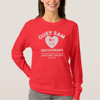 Guey Sam restaurang, Chinatown, Chicago, IL T Shirts