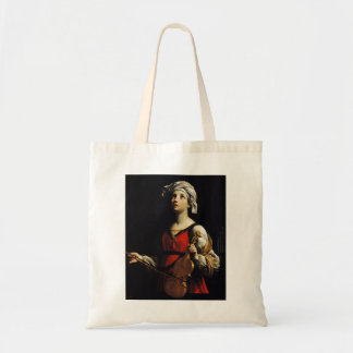 Guido Reni- St Cecilia Budget Tygkasse