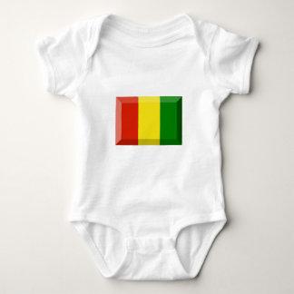 Guinea flaggajuvel t shirts