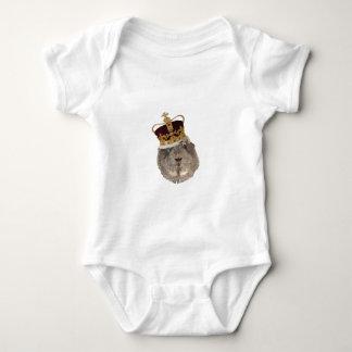 Guineapig i en krona t shirts