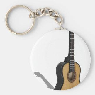 Guitar081210 Rund Nyckelring