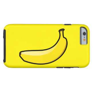 Gul banan tough iPhone 6 skal