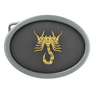Gul bärnstensfärgad Scorpio