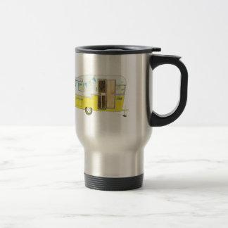 Gul campa släptravel mug resemugg