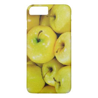 Gul plus för äppleiPhone 7, knappt där