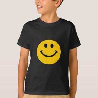 Gul smiley face tee shirts