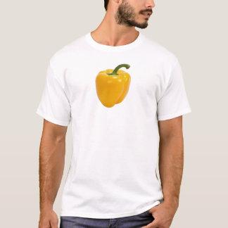 Gul spansk peppar tröja