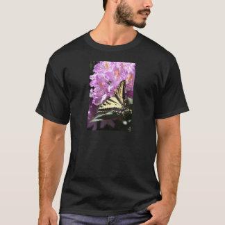 Gul western tigerSwallowtail fjäril Tee Shirts