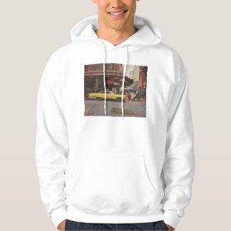 Gula Cadillac 2012 Sweatshirt Med Luva
