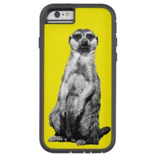 Gula Meerkat Tough Xtreme iPhone 6 Skal