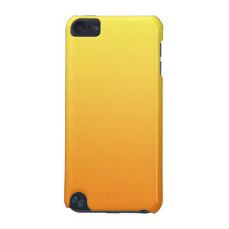 Gula & orange Ombre iPod Touch 5G Fodral