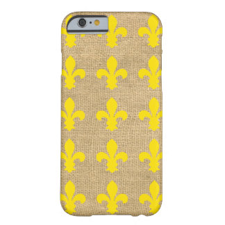 Gula Parisian Moods Fleur de Lys Barely There iPhone 6 Fodral