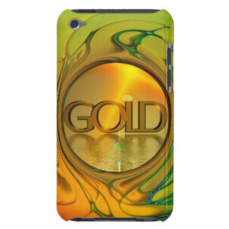 Guld är min värld barely there iPod covers