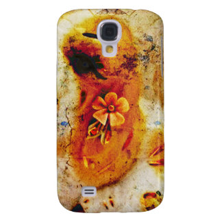 Guld- Basset. Galaxy S4 Fodral