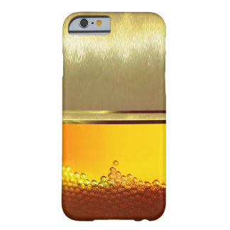Guld- designfodral för mycket coolt slank snäcka barely there iPhone 6 skal
