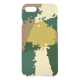 Guld- djungel Camo iPhone 7 Skal
