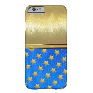Guld- fodral för design för snäcka för barely there iPhone 6 skal