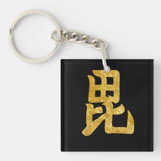 Guld för Uesugi Måndag japanskt samuraifaux på