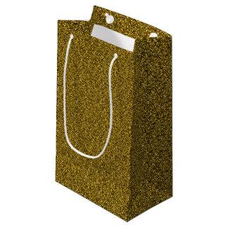 Guld- glitter