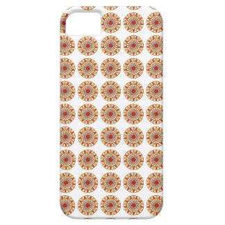 Guld- gränsSOLROSChakra Mandala iPhone 5 Case-Mate Skal