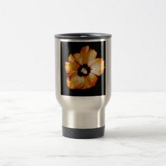 Guld- gul hibiskus resemugg