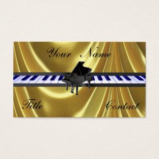 Guld- guld- visitkortar för flygel visitkort