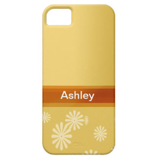 Guld- iphone case 5/5S för Barely There iPhone 5 Fodral