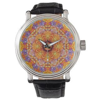 Guld- Iris 1 Armbandsur
