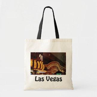 Guld- klump Las Vegas Tygkasse