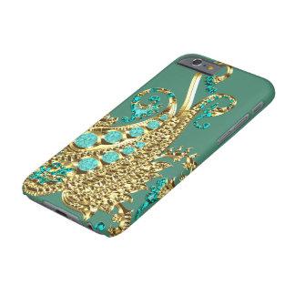 Guld-/krickaCasemateIPhone 6 knappt där fodral Barely There iPhone 6 Fodral