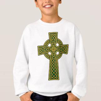 Guld och grönt för Celtic argt Tee Shirts