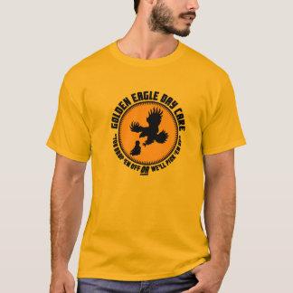 Guld- örndaghem t shirts