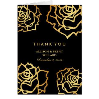 Guld- rotackkort OBS kort