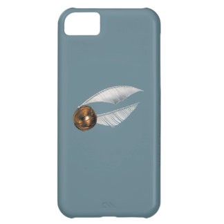 Guld- Snitch iPhone 5C Fodral